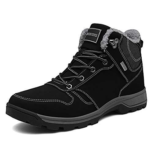 Imperméable Respirant Sports Adventurer Homme Noir Kaki 46 Plein De Chaussures Marron Confortable 38 Randonnée Fexkean Noir2 Boots Et xIYwqP8qd