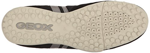 Geox Men's Men's Grey Black Black Geox Grey Pw0aq7t
