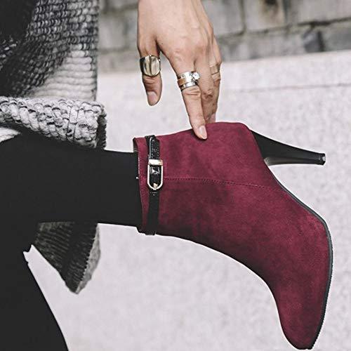 Rotwein Rotwein Cocey Donna Cocey Fashion Fashion Donna ZSPxqwq
