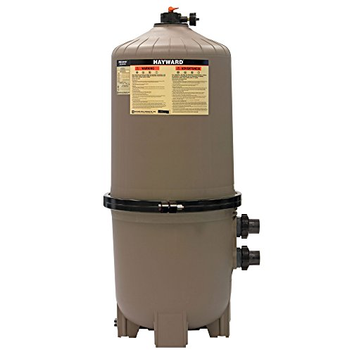 Hayward DE6020 ProGrid D.E. Pool Filter, 60 Square Foot, Vertical Grid
