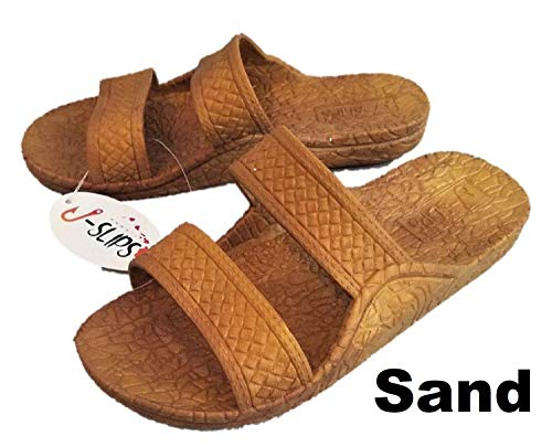 Women's J-Slips Hawaiian Jesus Sandals in 5 Cool Colors, Women's & Kids