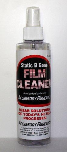 Static B Gone Film Cleaner 8oz Spray (Anti Static Film Cleaner)