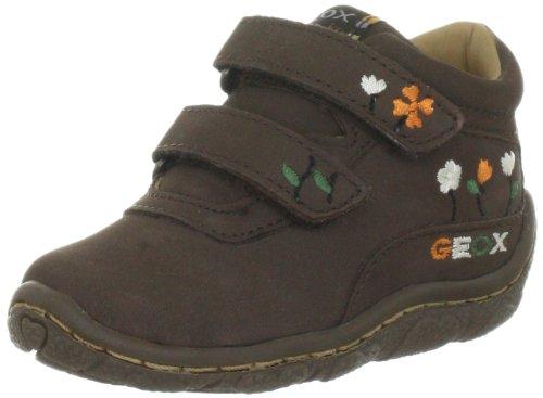 Geox Baby Lolly B2434V00032C6006 Mädchen Lauflernschuhe Mädchen Lauflernschuhe Braun (dk brown C6006) EU 22 GEOX SPA - FIRST ORDERING
