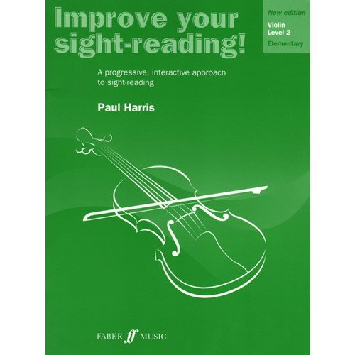Improve Your Sight-Reading, Violin 2. By Paul Harris (Violin Harris)