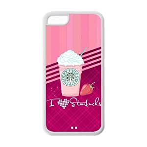 Starbucks Iphone 5c Case, Coffee Logo iPhone Cover
