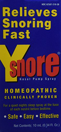 Ysnore - 10 ML - Spray Snoring