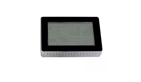 Edil Chimenea e1028760 Crono Termostato para estufas de pellets.: Amazon.es: Bricolaje y herramientas