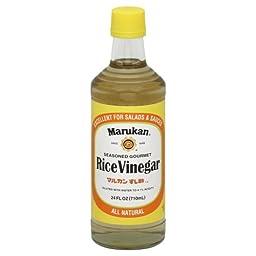 Seasoned Rice Vinegar S (Pack of 6)