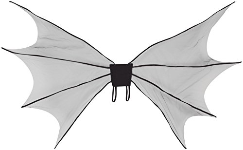 Loftus International Halloween Costume Large Bat Wings, One Size/70, -