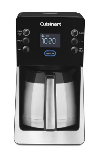 Cuisinart DCC 2900 Thermal Programmable Coffeemaker