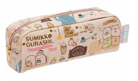 San-X Sumikko Gurashi, Things in the corner, Pen pouch COFEE
