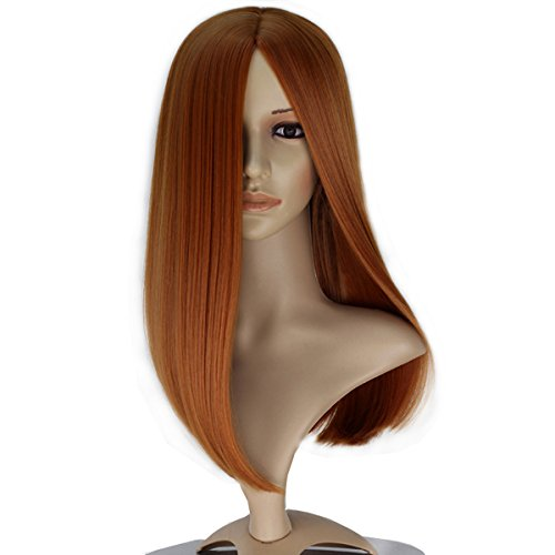 (Miss U Hair Women Long Straight Party Cosplay Costume Full Wig Halloween)