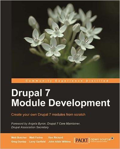 Pdf] download drupal 8 module development: build and customize drup….