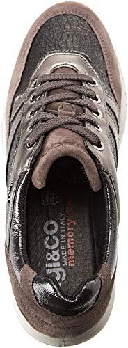 20 amp;co Grigio grigioscuro Sneaker 21493 Dsa Igi Donna 4Sq60Zxx