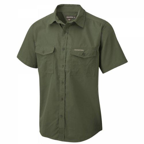 Craghoppers Mens Kiwi Short Sleeve Shirt product image