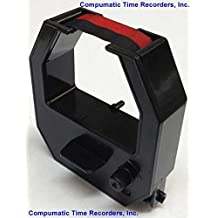 uPunch Compatible HNR10 Replacement Ribbon (Compatible with HN1000, HN2000, HN3000, HN3500, HN4000, HN4500 time clock) by COMPUMATIC