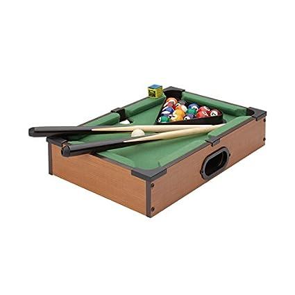 Amazoncom Torre Tagus Retro Tabletop Mini Billiards Game - Retro pool table