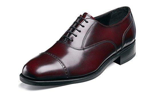Toe Oxford Florsheim Burgundy Cap Men's Lexington Swxq7A0