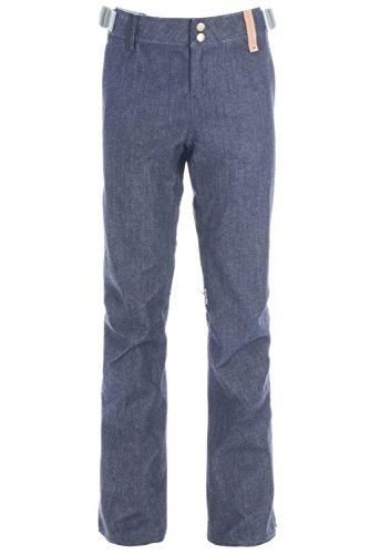Holden Skinny Denim Pant - Men's Raw Denim Small (Snowboarding Pants Holden)