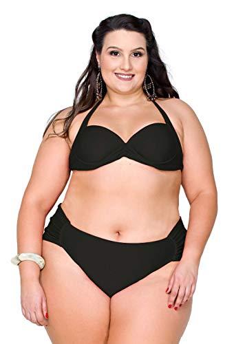 Biquini Liso Plus Size Maré Brasil > G1
