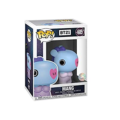 Funko Pop! Animation: BT21 - Mang: Toys & Games