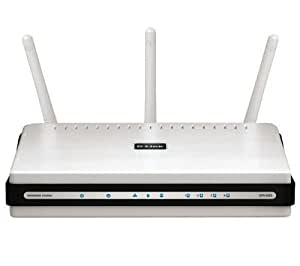 D-Link Wireless N300 Mbps Extreme-N Gigabit Router (DIR-655)