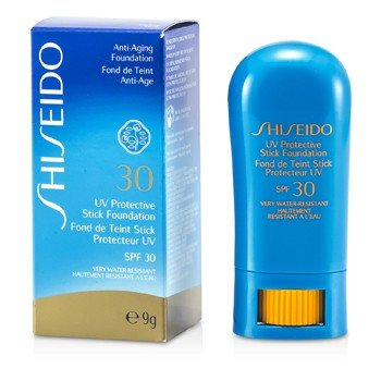 Shiseido UV Protective Stick Foundation SPF 30, Ochre, 0.3 Ounce -