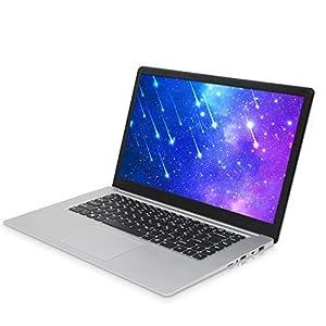 2020 15.6-inch Laptop 8G + 128G Intel celeron J3455 high-Performance Quad-core CPU, 2PCS 4500mAh can Work continuously…