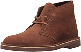Clarks Men's Bushacre 2 Chukka Boot, Walnut Suede, 10.5 M US (B06WP8VB15) | Amazon price tracker / tracking, Amazon price history charts, Amazon price watches, Amazon price drop alerts