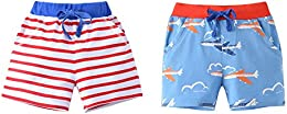 Baby Boys Cotton Shorts  1 Pack 2 Pack
