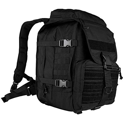 Fox Outdoor Products Flanker Assault Pack, Black