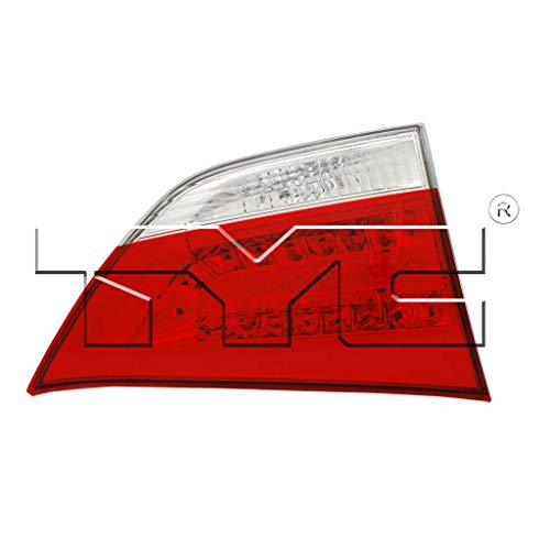 Fits 2011-2014 Toyota Sienna Driver Side Rear Inner Tail Light NSF Certified With Bulbs Included TO2802110 - Replaces 81590-08011 ;BASE|LE|XLE|LIMITED (Toyota Driver Sienna)