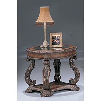 Traditional End Tables