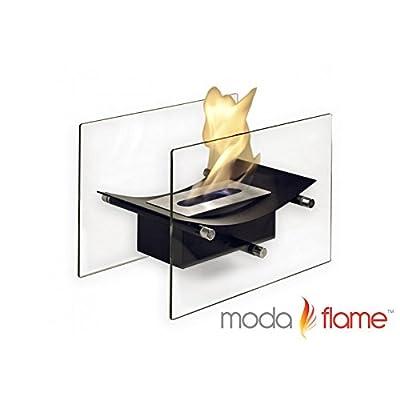 Moda Flame Cavo Table Top Bio-Ethanol Fireplace