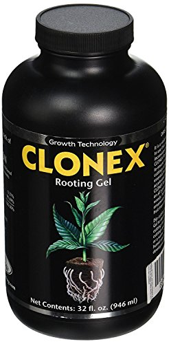 HydroDynamics ZqwdGm Clonex Rooting Gel, 1000 ml (Pack of 2)
