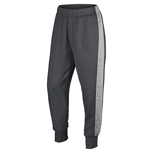 3e288773bc3d Galleon - Nike Air Jordan Retro 3 Fleece Sweatpants Charcoal 819127 063 (s)