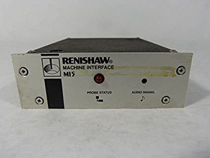 Renishaw M15 20840001A Machine Interface Module  USED