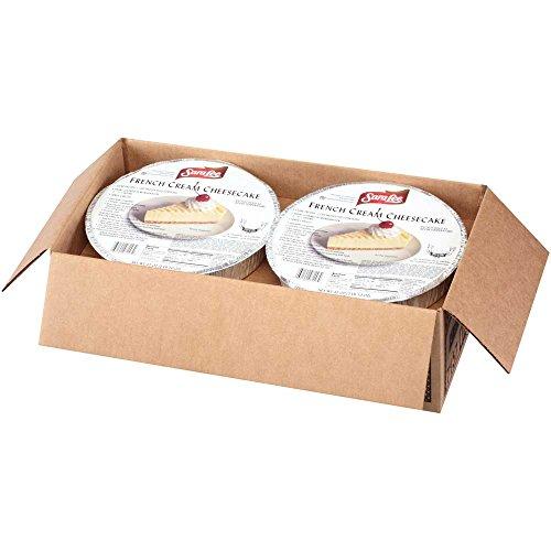 sara-lee-round-pre-baked-chef-pierre-french-cream-cheesecake-10-inch-6-per-case