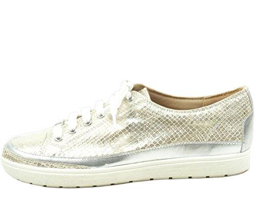 Caprice Zapatos Mujer de para Cordones Gold 23654 Derby vrcwq5vY