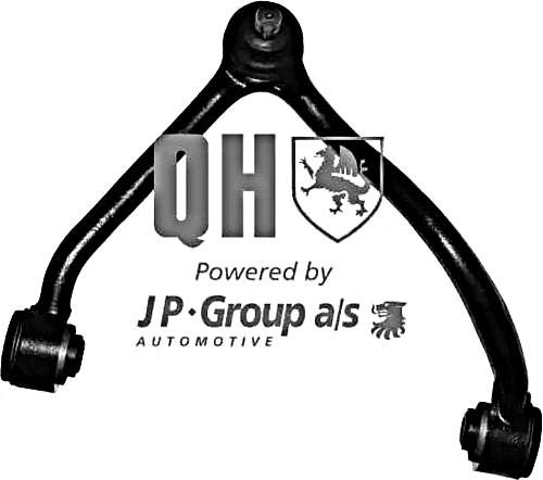 JP Group 3640101080 Suspension Arm Suspension Arm - Triangular control arm Axle Arm Front Right Upper, O: