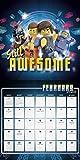 The LEGO Movie 2 2020 Wall Calendar