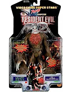 Resident Evil 2 William G,3/G,4 バイオハザード ウィリアム バーキンG