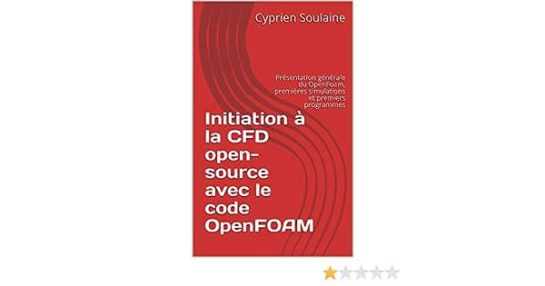 Amazon com: Initiation à la CFD open-source avec le code OpenFOAM