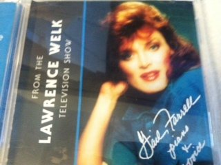 Gail Farrell / From The Lawrence Welk Television Show / Piano & Voice / CD (Lawrence Welk Piano)