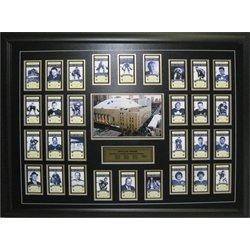 Toronto Maple Leafs - Framed 8x12 Tickets & Plate season