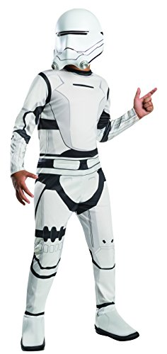 Star Wars: The Force Awakens Child's Flametrooper Costume, Medium (Cute Little Girl Costumes Ideas)