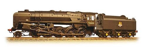 Graham Farish 372-426 WD Austerity Class 90566 BR Black Late Crest