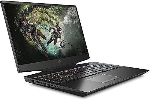 HP OMEN 17-cb1002na 17.3 Inch Full HD, 144 Hz Gaming Laptop, Intel Core i7-10750H, 16 GB RAM, 512 GB