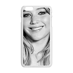 Smiling lovely girl Cell Phone Case for iPhone plus 6