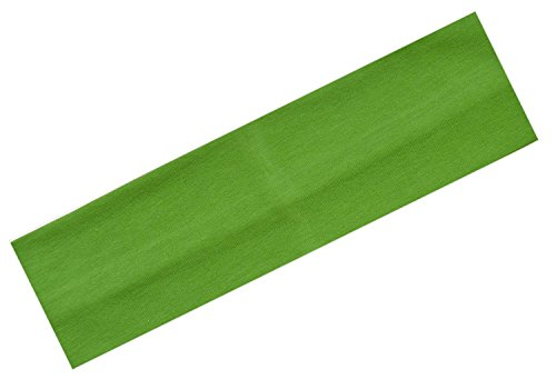 1 Dozen 2 5 Inch Cotton Soft And Stretchy Headbands Funny Girl Designs  Official Funny Girl Lime Green